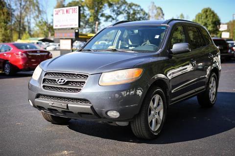 2008 Hyundai Santa Fe for sale in Stafford, VA