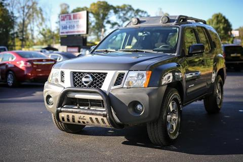 2010 Nissan Xterra for sale in Stafford, VA