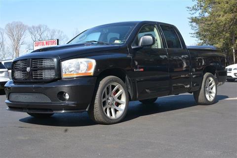 Ram Rt For Sale >> Dodge Ram Pickup 1500 Srt 10 For Sale Carsforsale Com