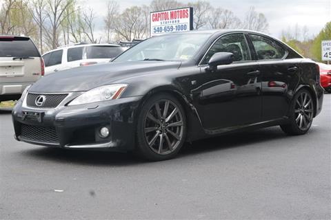 2008 Lexus IS F For Sale In Stafford, VA