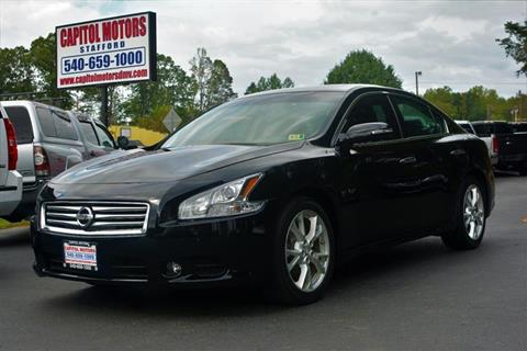 2012 Nissan Maxima For Sale Carsforsale