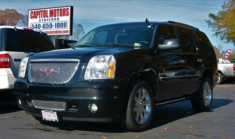 2008 GMC Yukon for sale in Stafford, VA