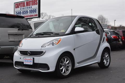 2015 Smart fortwo electric drive for sale in Stafford, VA