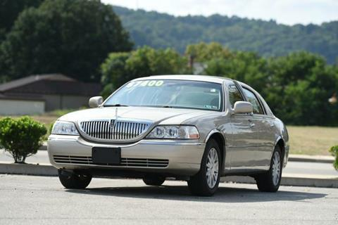 2007 Lincoln Town Car for sale in Monaca, PA