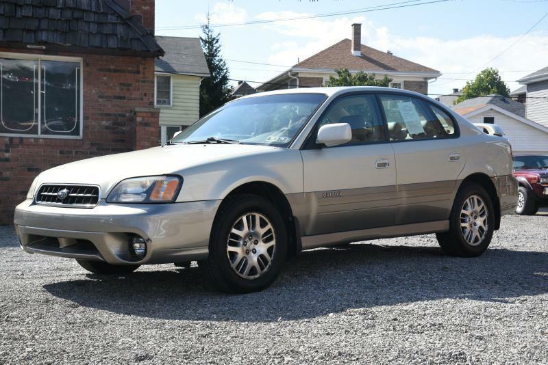 2004 Subaru Outback Limited In Monaca Pa Monaca Pit Stop Sales