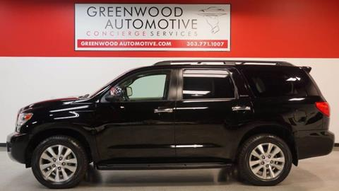 2015 Toyota Sequoia for sale in Greenwood Village, CO
