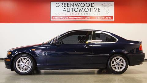 2004 BMW 3 Series for sale in Greenwood Village, CO