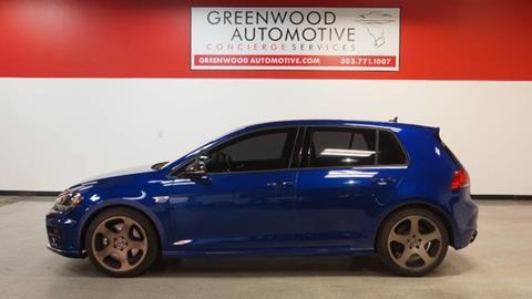 2015 Volkswagen Golf R for sale in Greenwood Village, CO