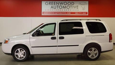 2008 Chevrolet Uplander for sale in Greenwood Village, CO