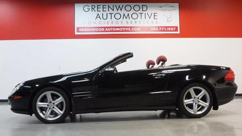 2005 Mercedes-Benz SL-Class for sale in Greenwood Village, CO