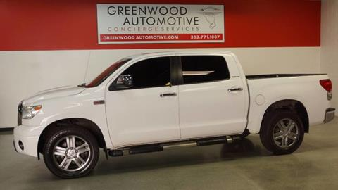 2007 Toyota Tundra for sale in Greenwood Village, CO