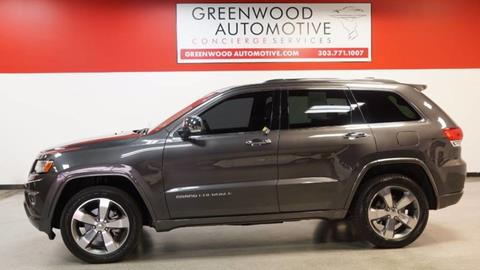2015 Jeep Grand Cherokee for sale in Greenwood Village, CO
