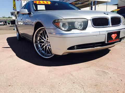 2003 BMW 7 Series for sale in La Mesa, CA