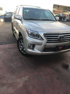 2015 Lexus LX 570 for sale in La Mesa, CA
