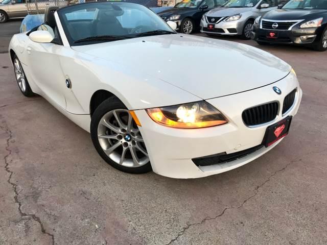 2007 BMW Z4 for sale at DIAMOND AUTO SALES in El Cajon CA