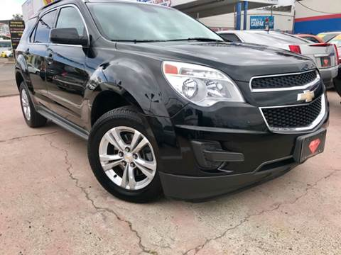 2013 Chevrolet Equinox for sale at DIAMOND AUTO SALES in El Cajon CA