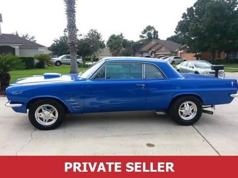 1963 Pontiac Tempest for sale in La Mesa, CA