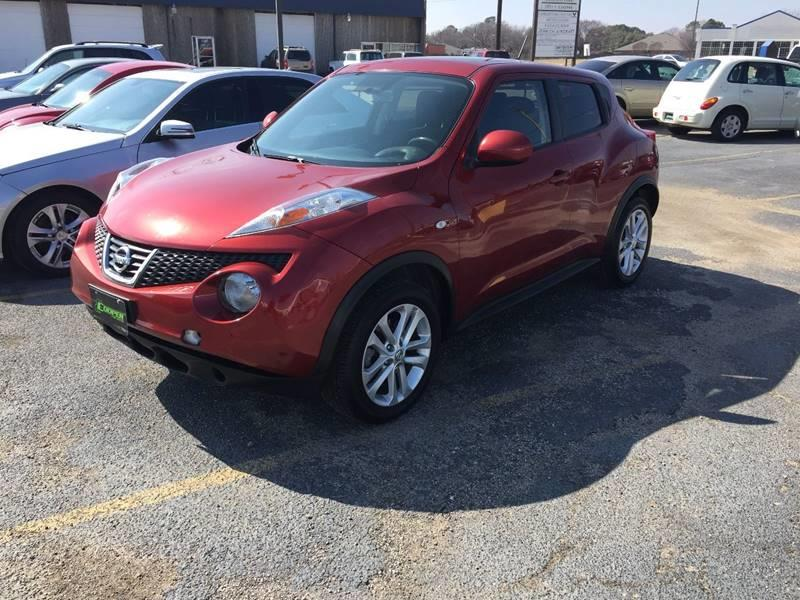 2011 Nissan JUKE For Sale At Sell Us Your Truck SUV In Arlington TX