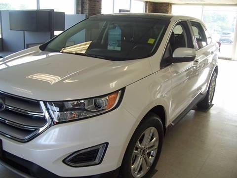 2017 Ford Edge for sale in Osceola, IA