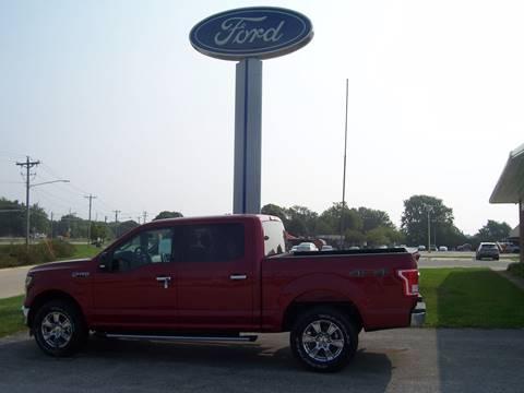 2017 Ford F-150 for sale in Osceola, IA