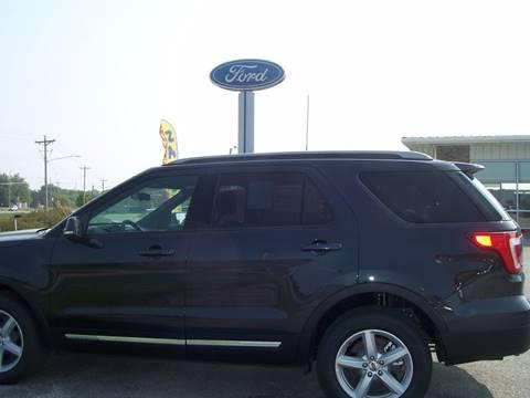 2017 Ford Explorer for sale in Osceola, IA