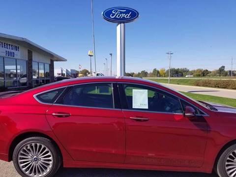 2015 Ford Fusion for sale in Osceola, IA