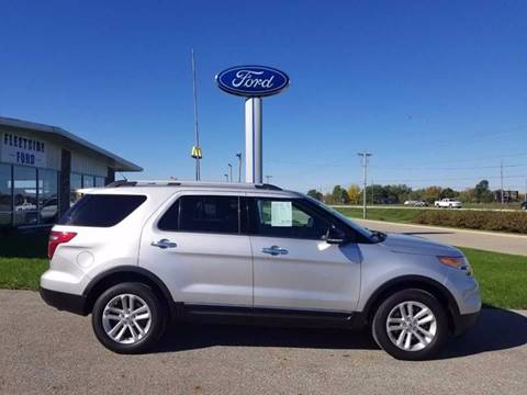 2015 Ford Explorer for sale in Osceola IA