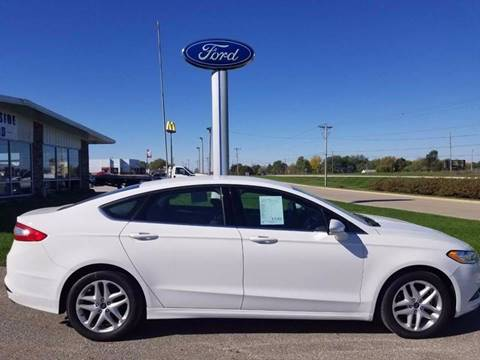 2014 Ford Fusion for sale in Osceola, IA