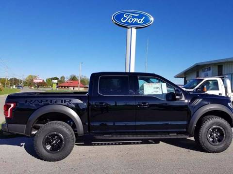 2018 Ford F-150 for sale in Osceola, IA