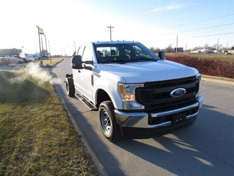 2020 Ford F-250 Super Duty for sale in Osceola, IA
