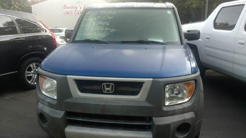 2004 Honda Element for sale in Pendleton, SC