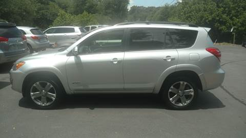2010 Toyota RAV4 for sale at Buddy's Auto Inc in Pendleton SC