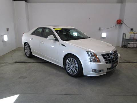 2012 Cadillac CTS for sale in Essex, VT
