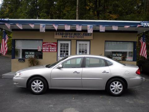 2006 Buick LaCrosse for sale in Newburgh, NY