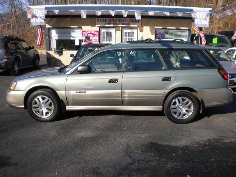 Subaru Used Cars Pickup Trucks For Sale Newburgh 3 Old Guys Auto Sales