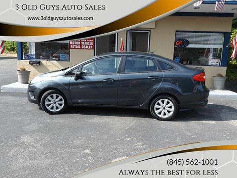 Ford Fiesta For Sale In Newburgh Ny 3 Old Guys Auto Sales