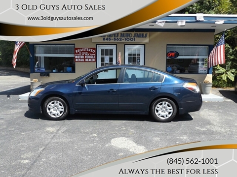 2012 Nissan Altima for sale in Newburgh, NY