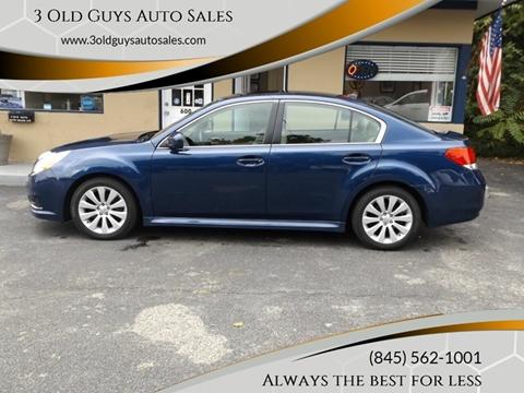 2011 Subaru Legacy for sale in Newburgh, NY