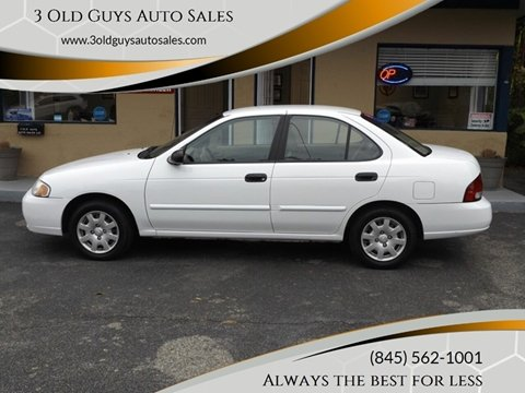 2001 Nissan Sentra for sale in Newburgh, NY