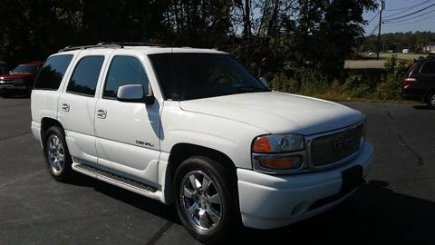 2006 GMC Yukon for sale in Morganton, NC