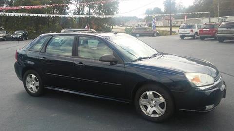 2004 Chevrolet Malibu Maxx for sale in Morganton, NC