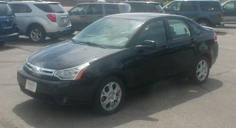 2009 Ford Focus for sale in Holland, MI