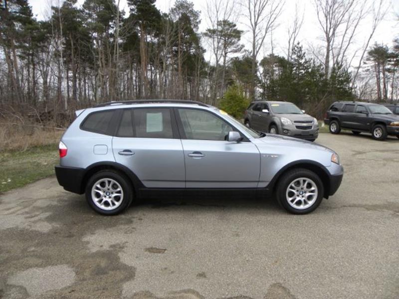 2005 BMW X3 2.5i In Holland MI - Laker Motors