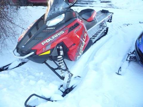 2014 Polaris 800 RMK® Assault® 155 for sale in Kasota MN