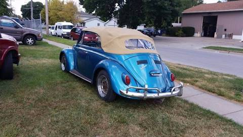 1966 Volkswagen Beetle Convertible for sale in Council Bluffs, IA