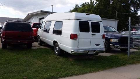 1995 Dodge Ram Van for sale in Council Bluffs, IA