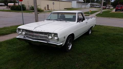 1965 Chevrolet El Camino for sale at Lakeside Auto Sales in Council Bluffs IA