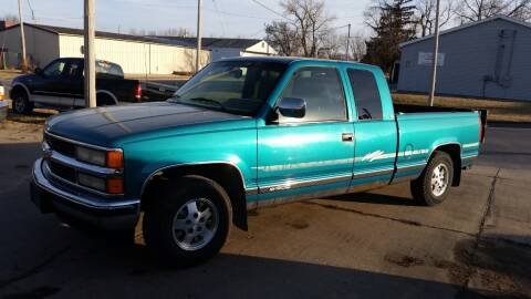 1994 Chevrolet C/K 1500 Series C1500 Silverado for sale at Lakeside Auto Sales in Council Bluffs IA