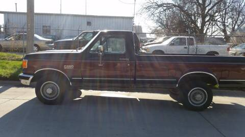 1988 Ford F-250 XLT Lariat for sale at Lakeside Auto Sales in Council Bluffs IA