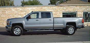 2015 Chevrolet Silverado 2500HD for sale at GARY'S AUTO PLAZA in Helena MT